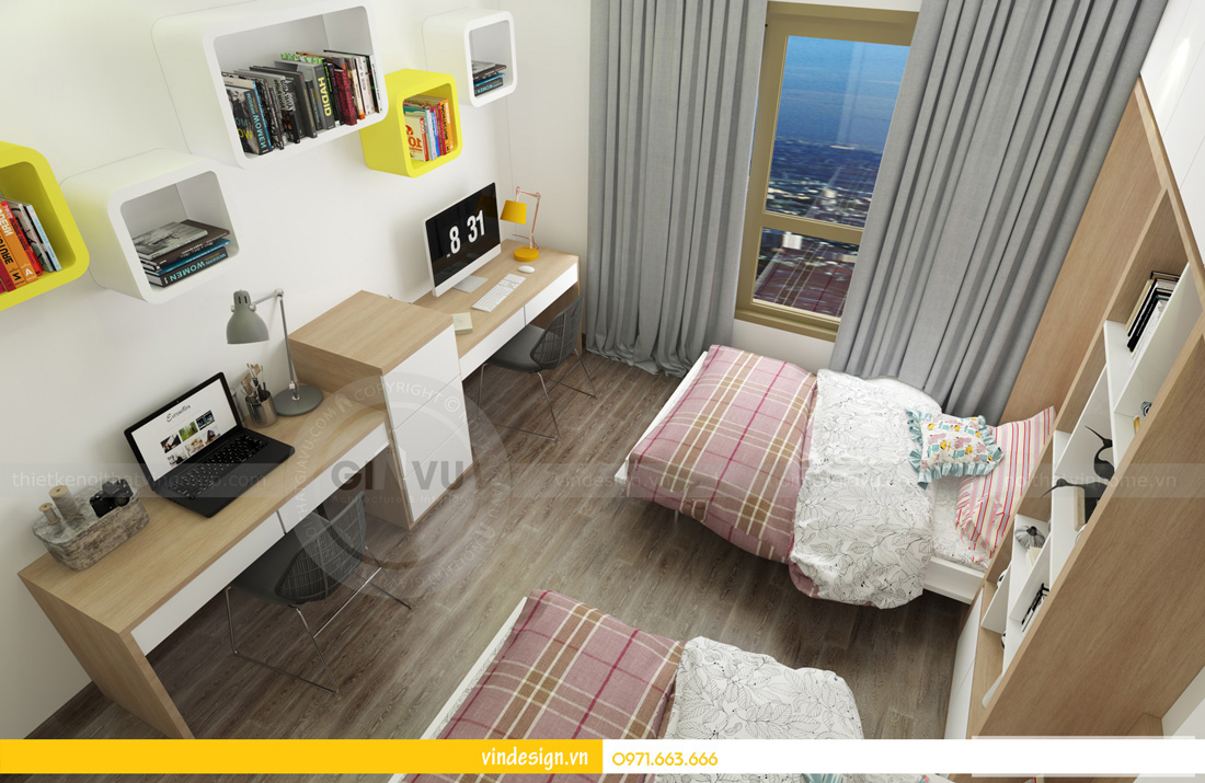 dịch vụ thiết kế nội thất chung cư tại Hà Nội call 0986999339 14