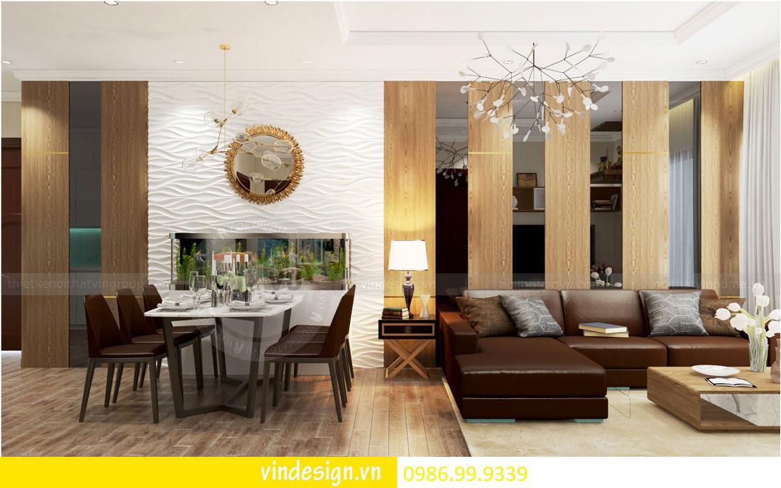 gợi ý thiết kế nội thất chung cư D Capitale đẹp đẳng cấp hiện đại 01