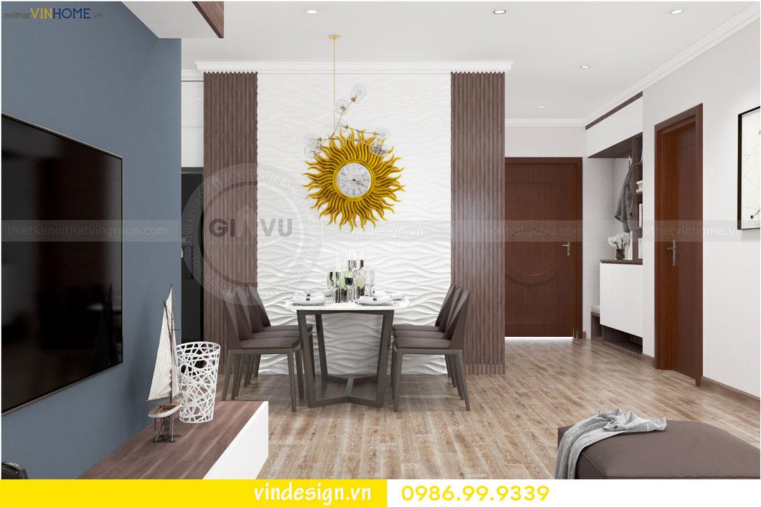 gợi ý thiết kế nội thất chung cư D Capitale đẹp đẳng cấp hiện đại 03