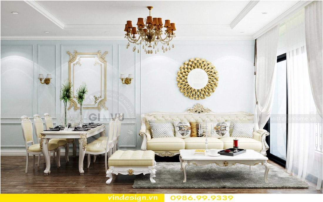 gợi ý thiết kế nội thất chung cư D Capitale đẹp đẳng cấp hiện đại 04