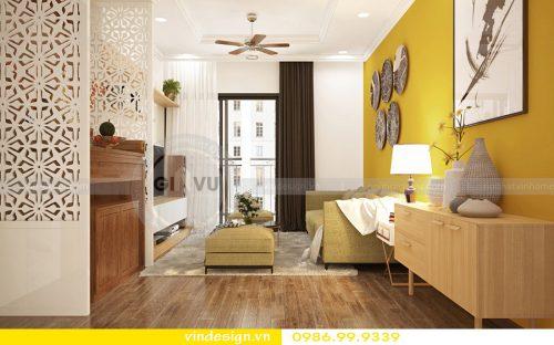 Gợi ý thiết kế nội thất chung cư D Capitale – đẹp đẳng cấp hiện đại