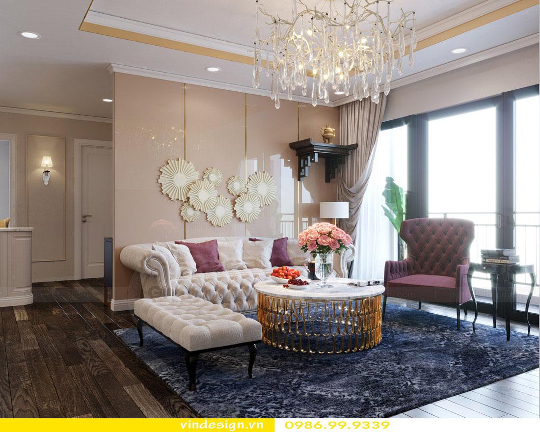 gợi ý thiết kế nội thất chung cư D Capitale đẹp đẳng cấp hiện đại 07