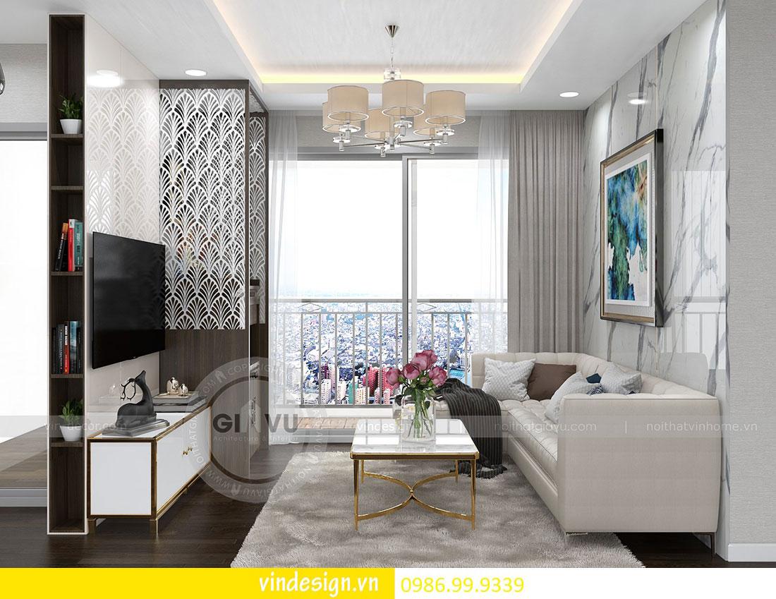 gợi ý thiết kế nội thất chung cư D Capitale đẹp đẳng cấp hiện đại 08