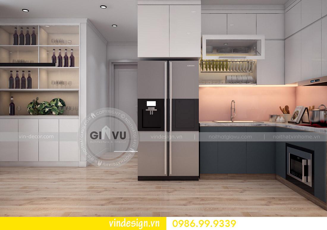 gợi ý thiết kế nội thất chung cư D Capitale đẹp đẳng cấp hiện đại 11