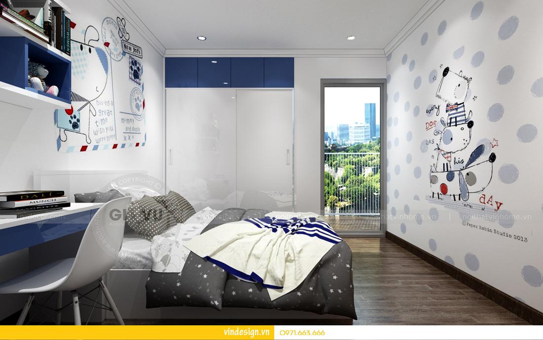 gợi ý thiết kế nội thất chung cư D Capitale đẹp đẳng cấp hiện đại 14