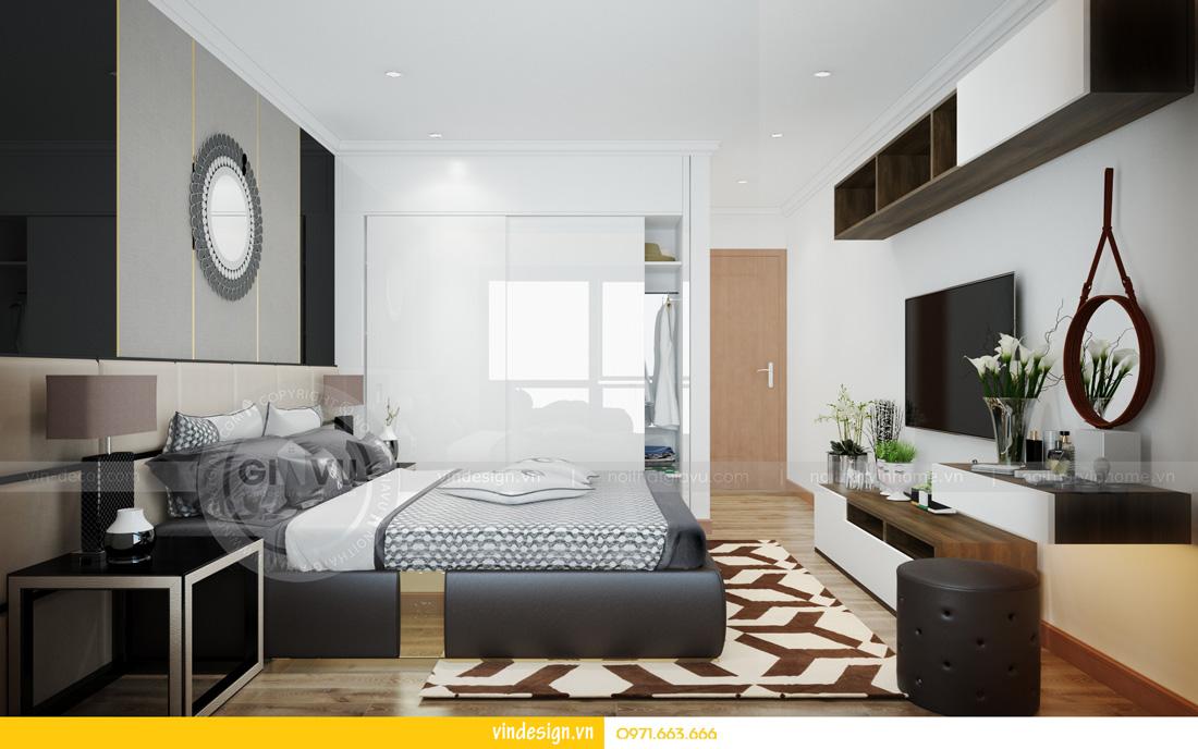 gợi ý thiết kế nội thất chung cư D Capitale đẹp đẳng cấp hiện đại 16