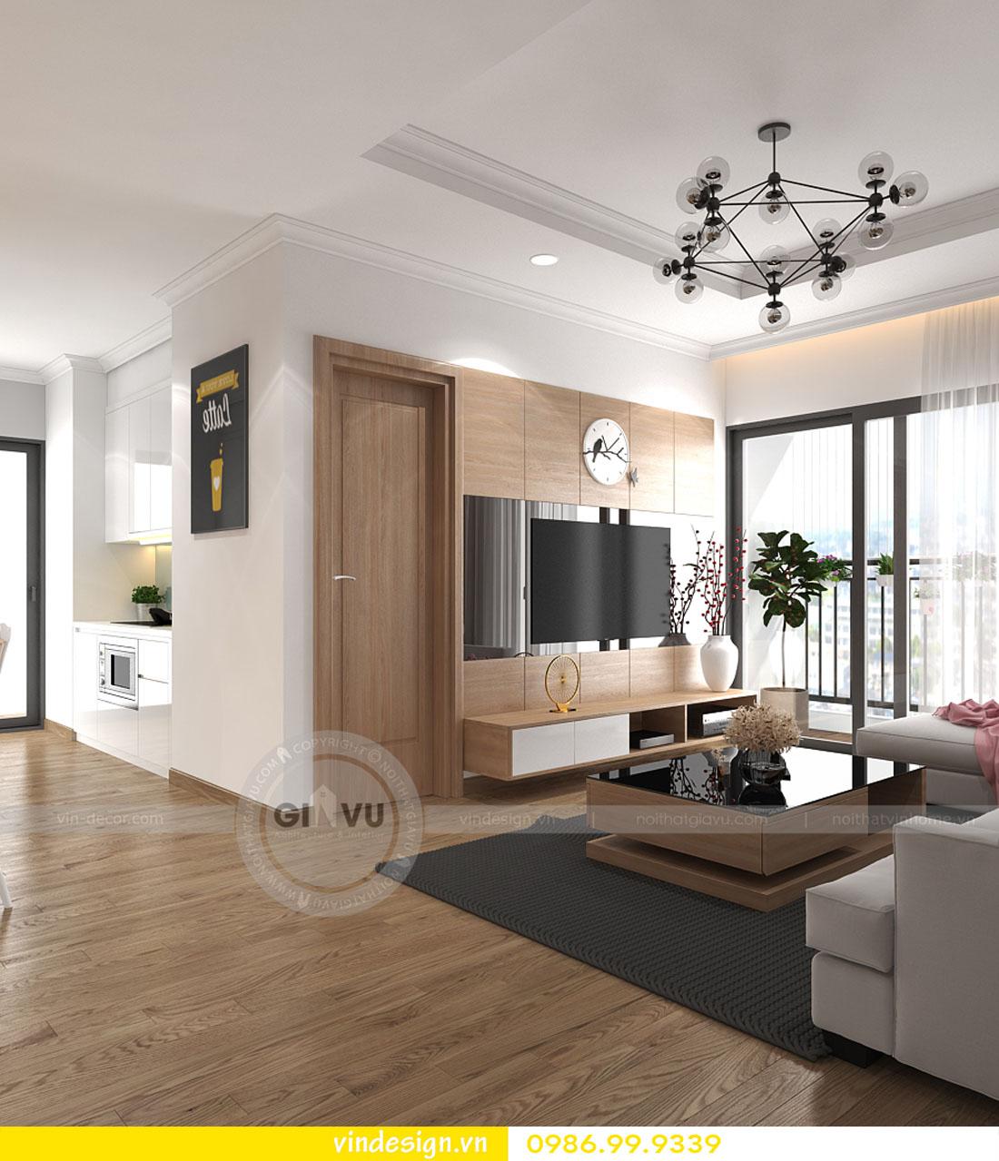 hoàn thiện nội thất chung cư Gardenia chỉ với 150 triệu 03