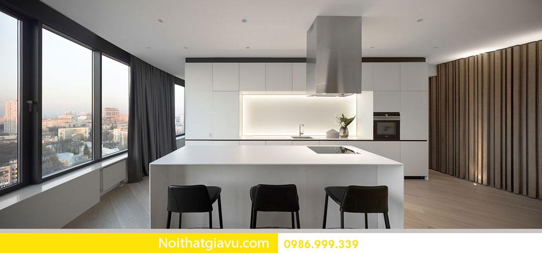 mẫu thiết kế nội thất chung cư hiện đại trẻ trung 04