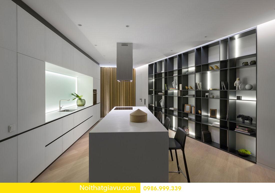 mẫu thiết kế nội thất chung cư hiện đại trẻ trung 06