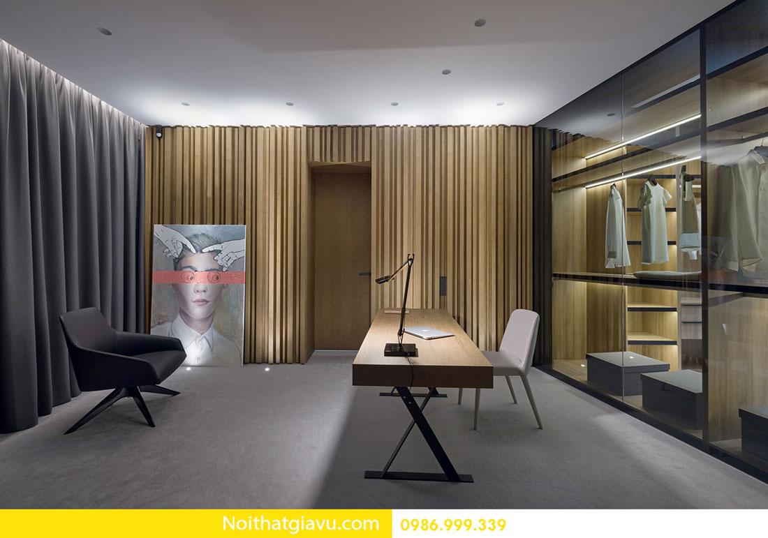 mẫu thiết kế nội thất chung cư hiện đại trẻ trung 07