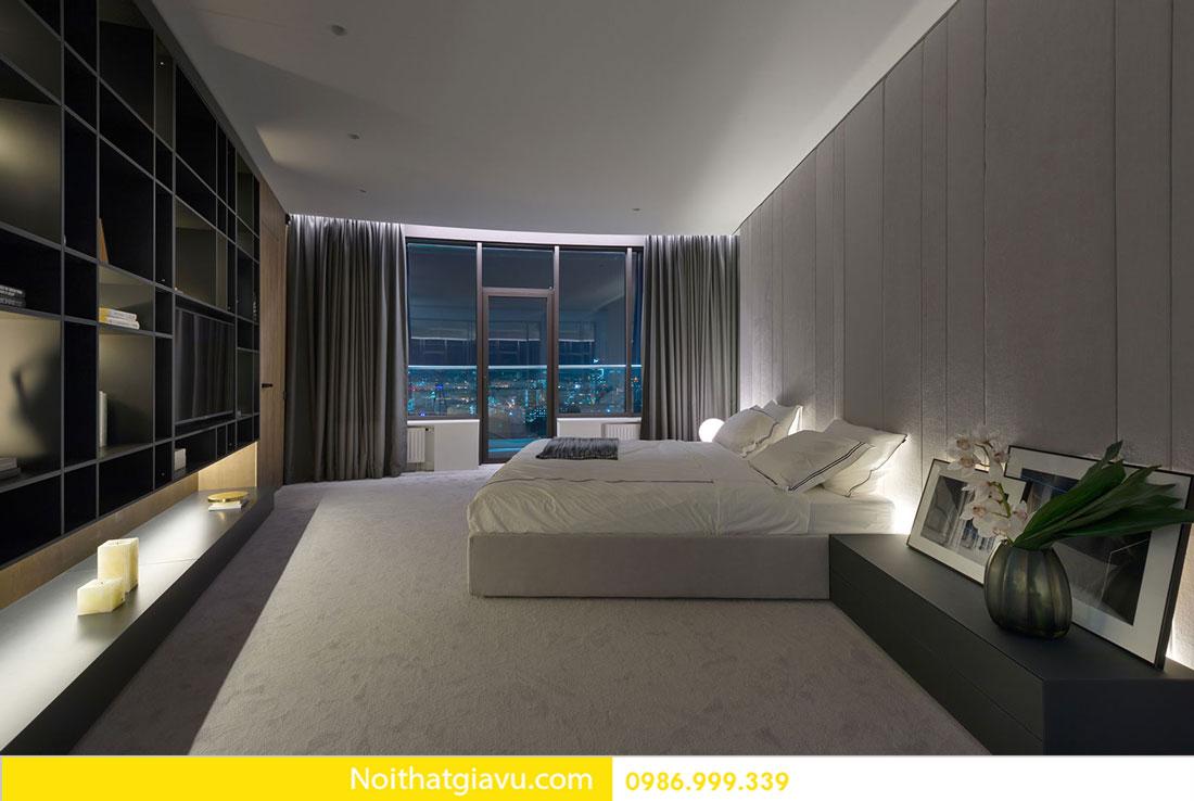 mẫu thiết kế nội thất chung cư hiện đại trẻ trung 12
