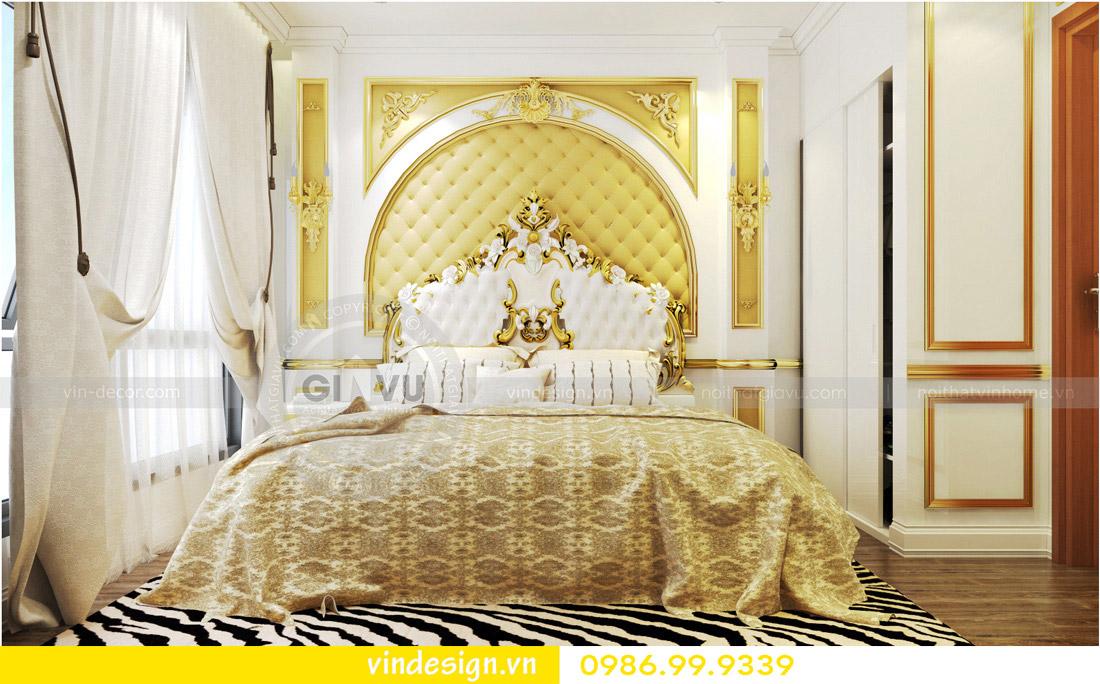 mẫu thiết kế nội thất phòng ngủ chung cư đẹp hiện đại 2018 08
