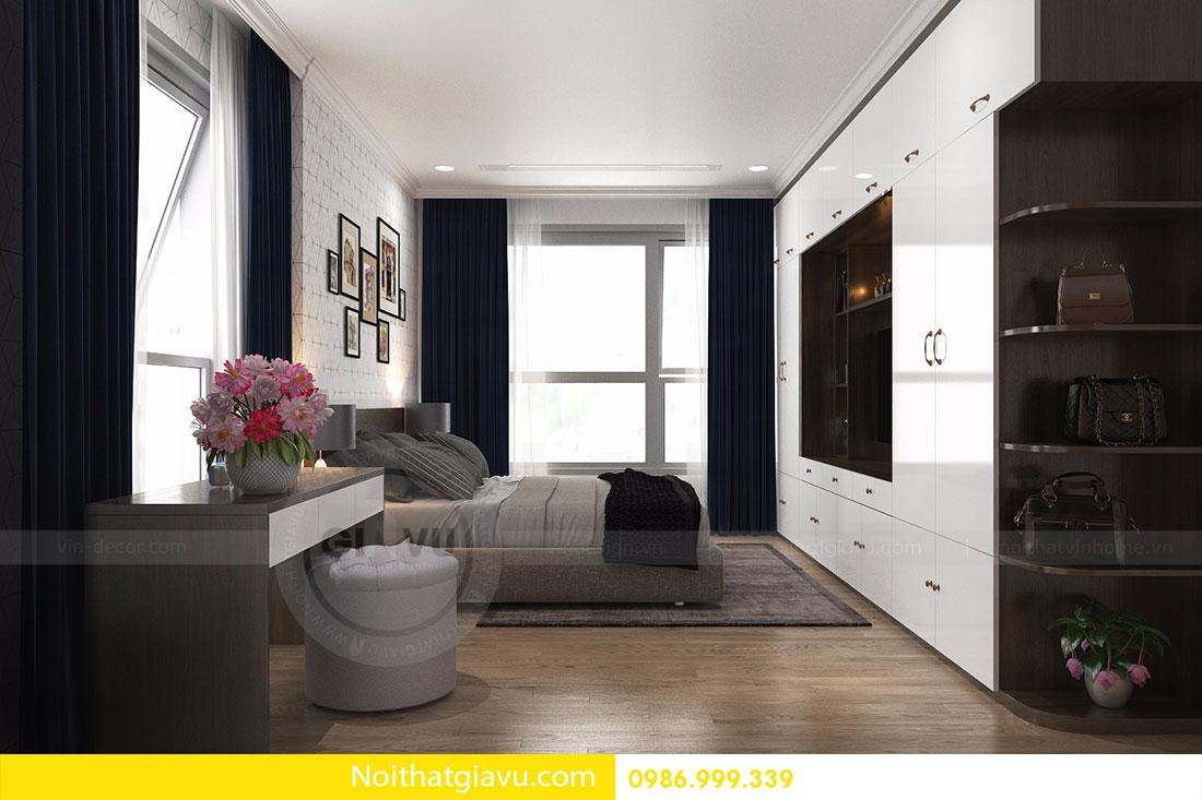 Nội thất căn hộ chung cư Vinhomes DCapitale 5