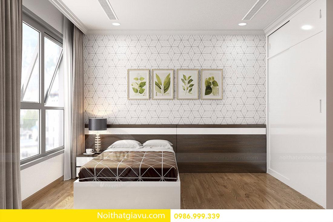 Nội thất căn hộ chung cư Vinhomes DCapitale 7
