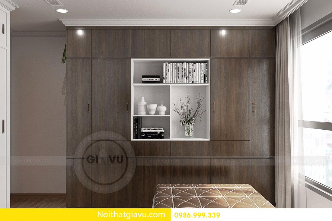 Nội thất căn hộ chung cư Vinhomes DCapitale 8