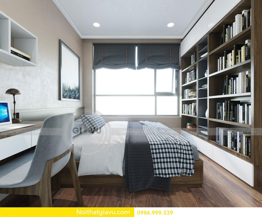 Thiết kế nội thất căn hộ chung cư D Capitale tòa c3 call 0986999339 07