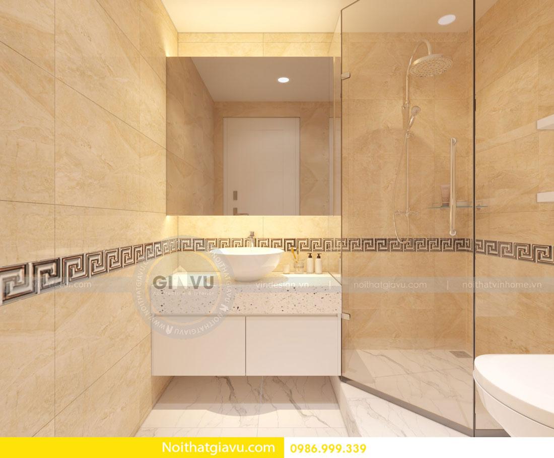 Thiết kế nội thất căn hộ chung cư D Capitale tòa c3 call 0986999339 11
