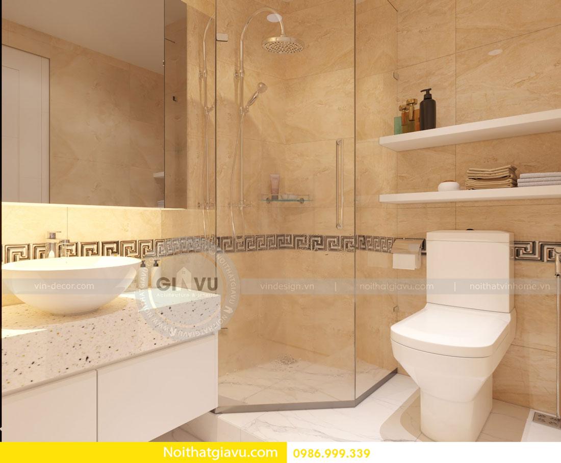 Thiết kế nội thất căn hộ chung cư D Capitale tòa c3 call 0986999339 12