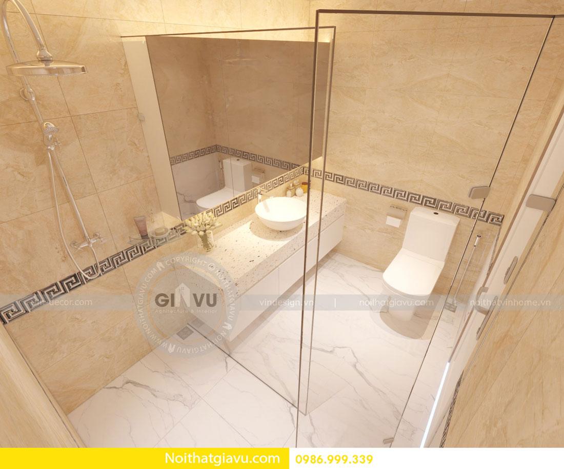 Thiết kế nội thất căn hộ chung cư D Capitale tòa c3 call 0986999339 14