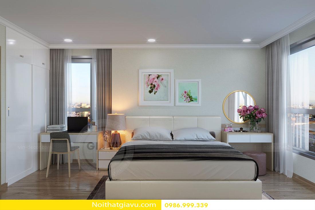 Thiết kế nội thất chung cư Gardenia tòa A3 căn 06 view 8