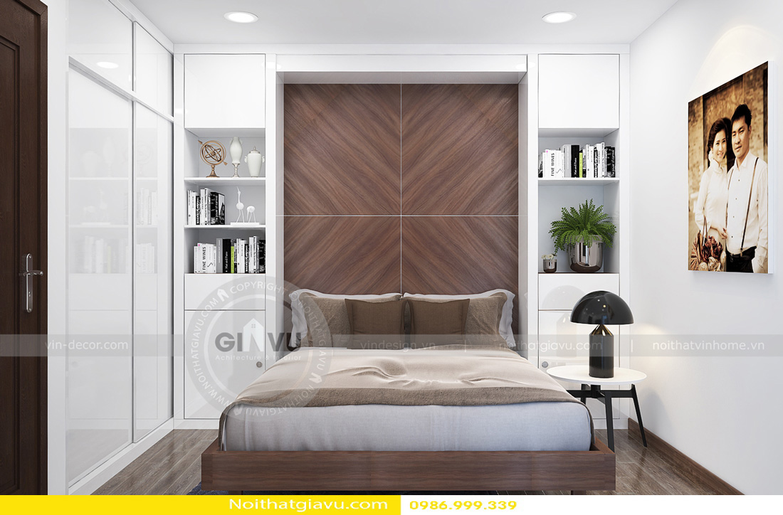 thiết kế thi công nội thất chung cư đẹp tại Hà Nội 12