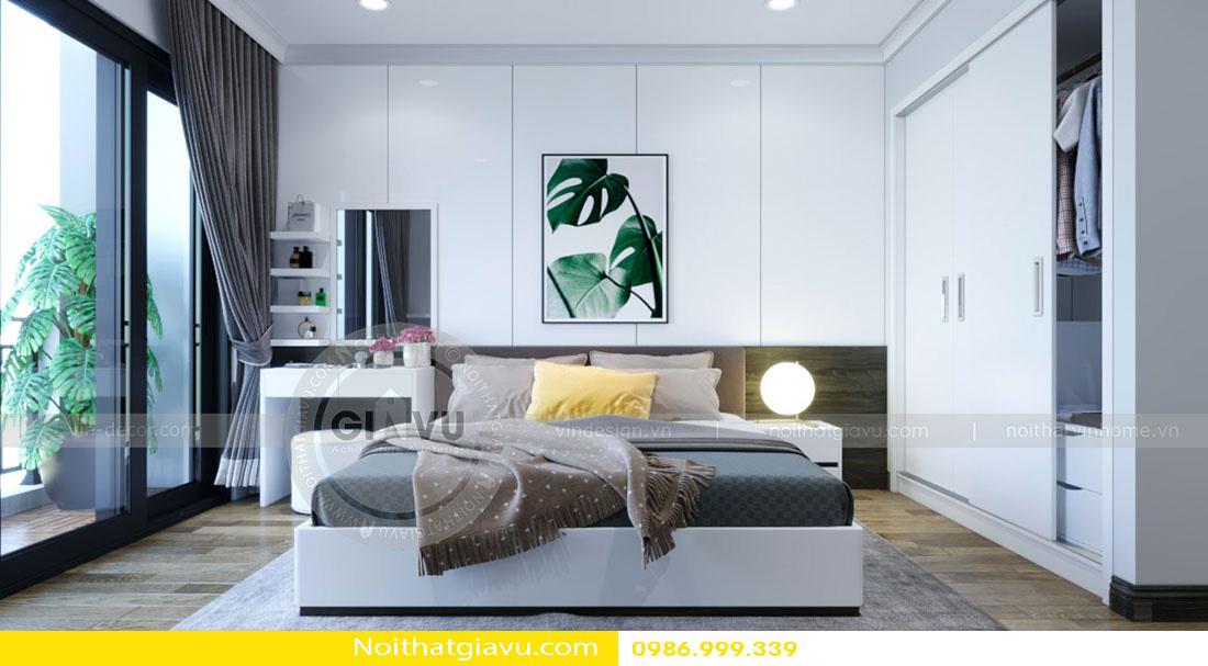 thiết kế thi công nội thất chung cư đẹp tại Hà Nội 13