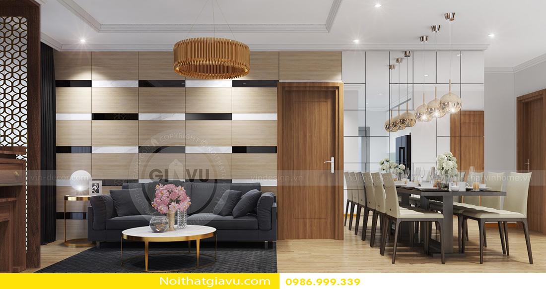 tổng hợp mẫu thiết kế nội thất chung cư đẹp đẳng cấp 2018 02