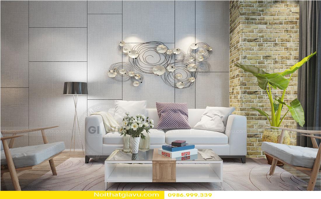 tổng hợp mẫu thiết kế nội thất chung cư đẹp đẳng cấp 2018 04