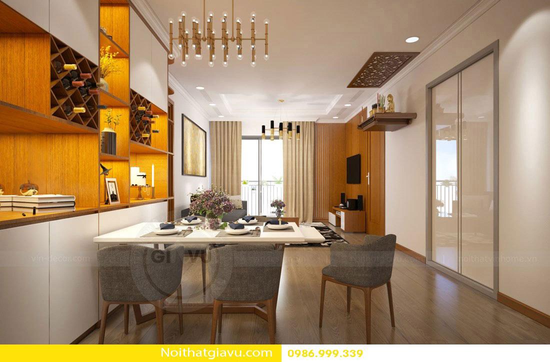 tổng hợp mẫu thiết kế nội thất chung cư đẹp đẳng cấp 2018 05