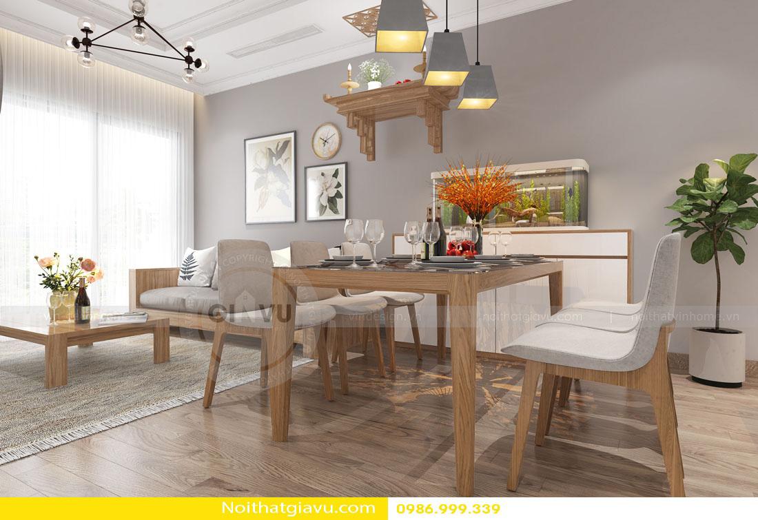 tổng hợp mẫu thiết kế nội thất chung cư đẹp đẳng cấp 2018 07