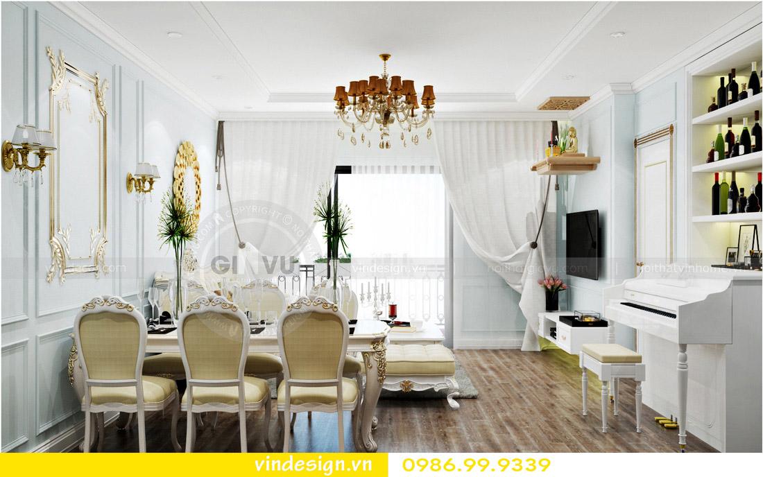 tổng hợp mẫu thiết kế nội thất chung cư đẹp đẳng cấp 2018 14
