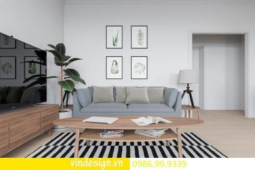 Tổng hợp mẫu thiết kế nội thất chung cư đẹp đẳng cấp 2018