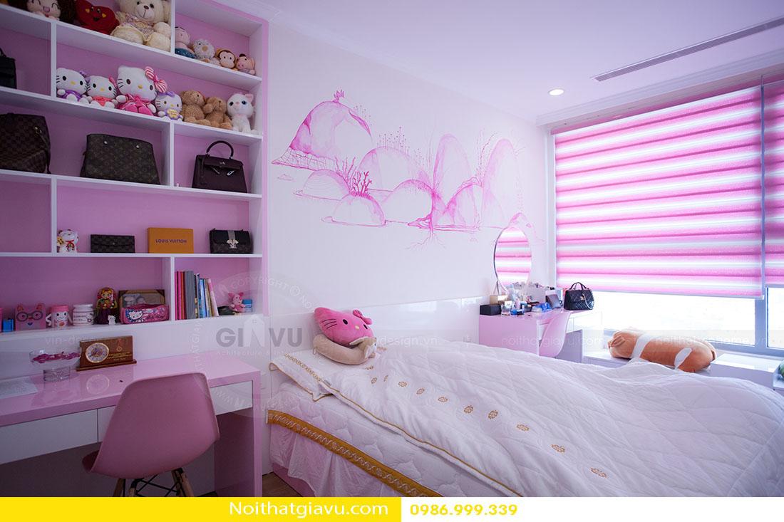 tư vấn thiết kế thi công nội thất chung cư tại Hà Nội 0986999339 16