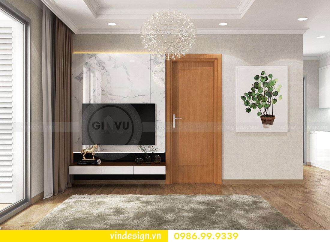 xu hướng thiết kế nội thất chung cư D Capitale theo phong cách hiện đại 02