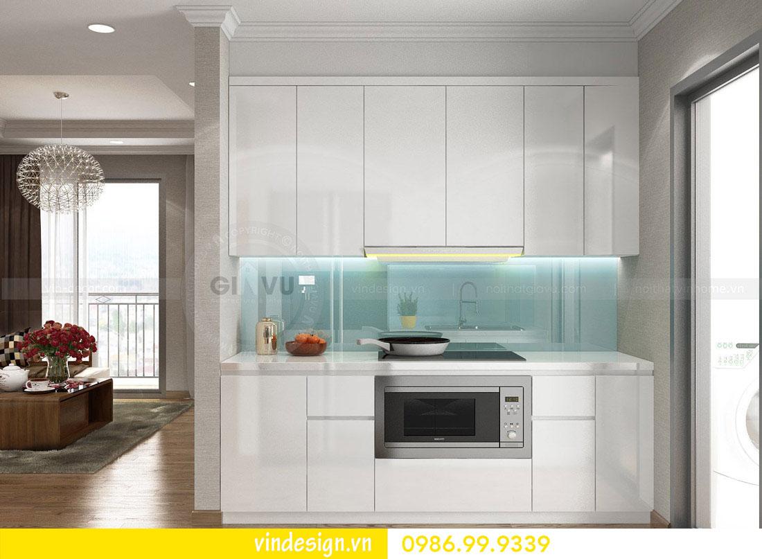 xu hướng thiết kế nội thất chung cư D Capitale theo phong cách hiện đại 05