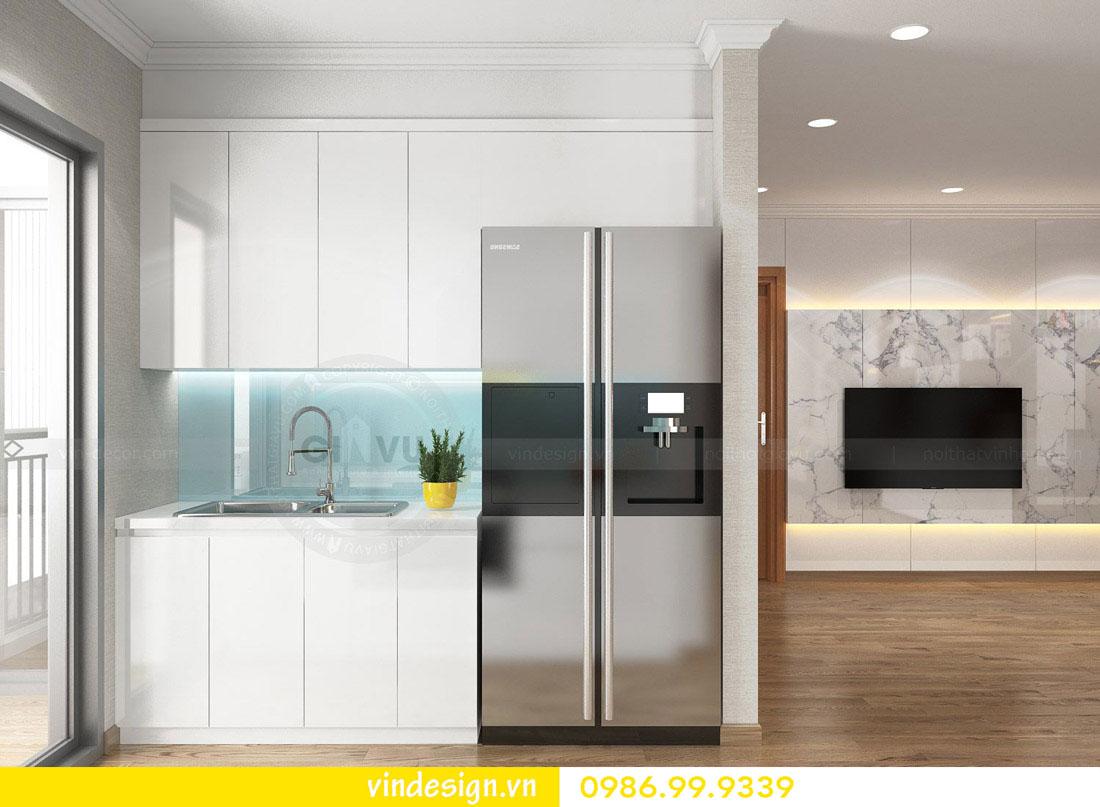 xu hướng thiết kế nội thất chung cư D Capitale theo phong cách hiện đại 06