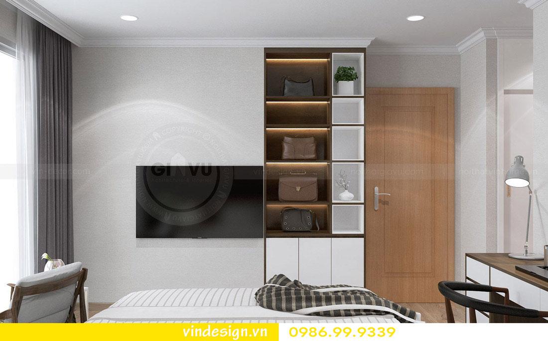 xu hướng thiết kế nội thất chung cư D Capitale theo phong cách hiện đại 08