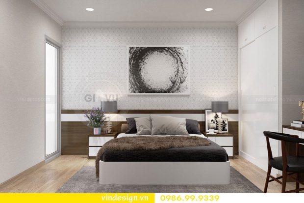 Xu hướng thiết kế nội thất chung cư D Capitale phong cách hiện đại