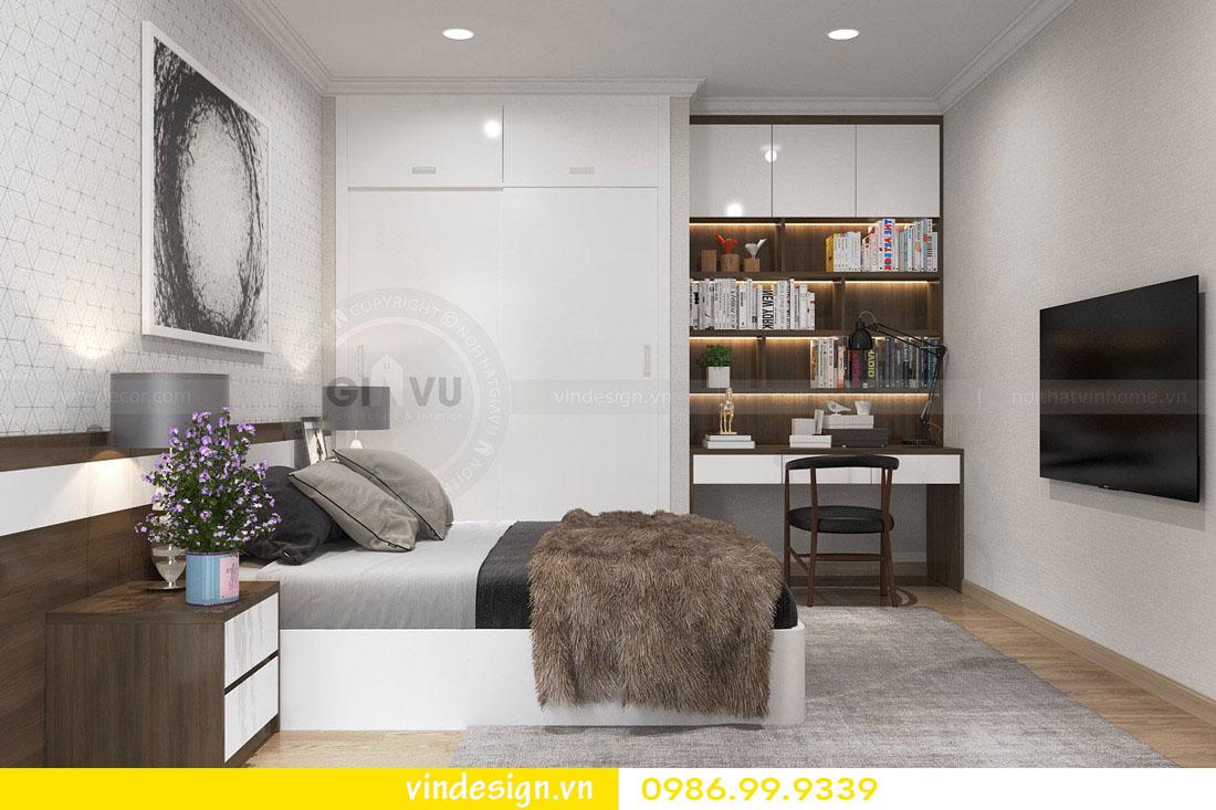 xu hướng thiết kế nội thất chung cư D Capitale theo phong cách hiện đại 10