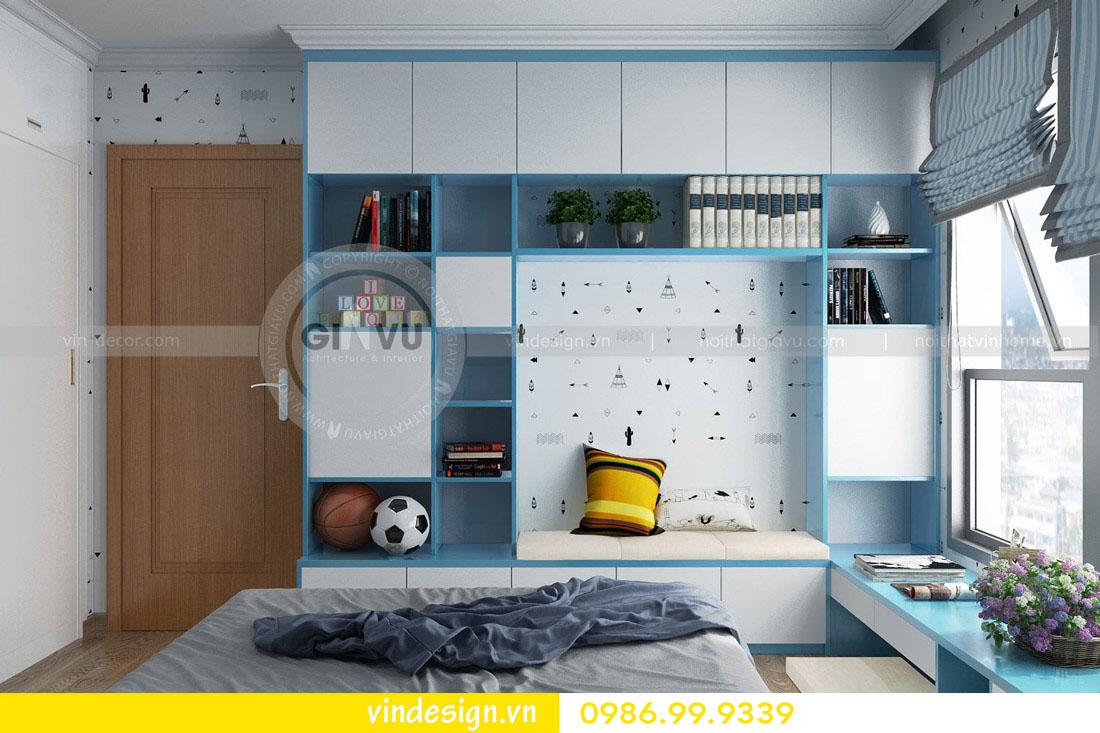 xu hướng thiết kế nội thất chung cư D Capitale theo phong cách hiện đại 12