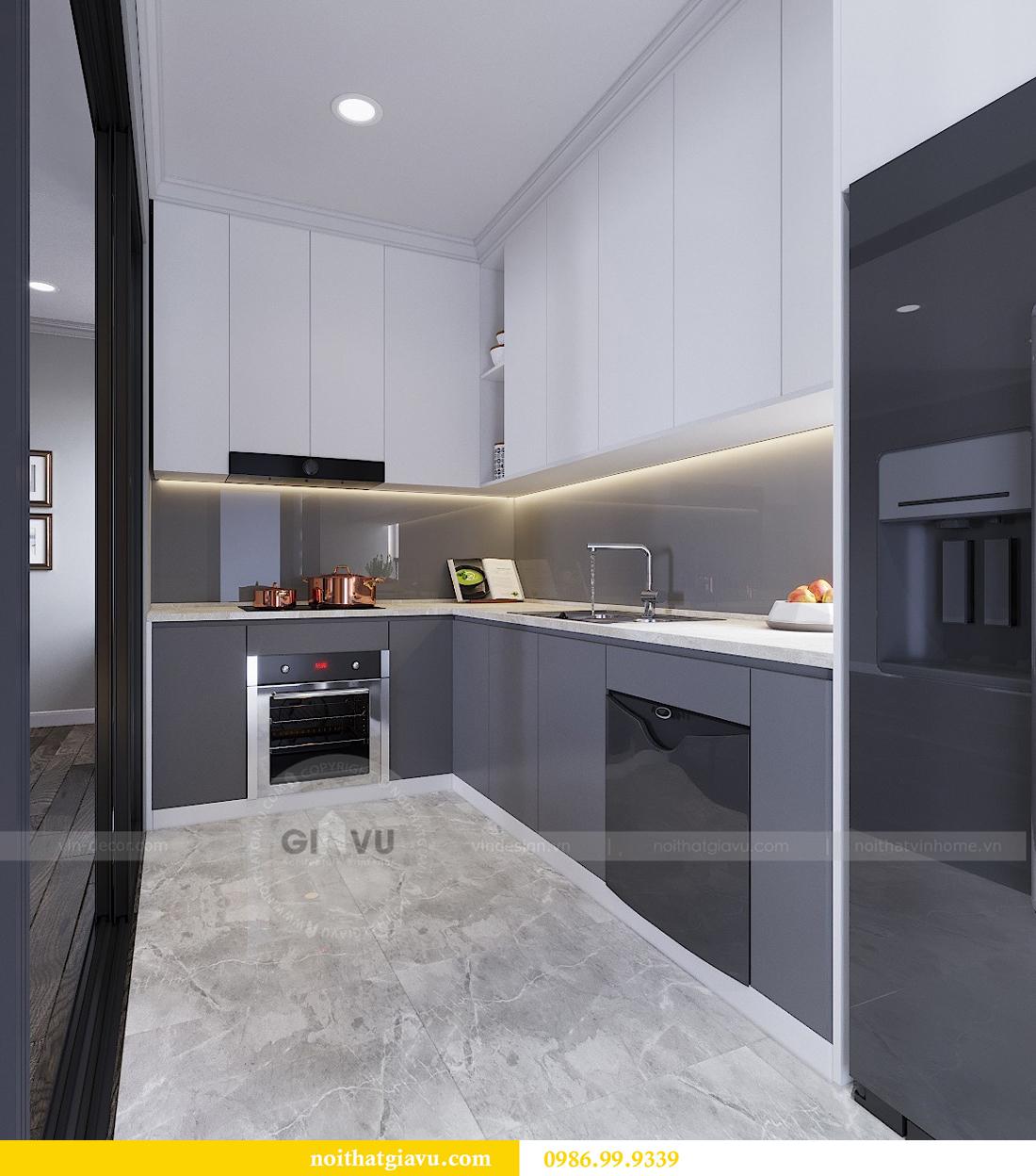 Thiết kế nội thất chung cư Vinhomes Metropolis - LH 0986999339 06