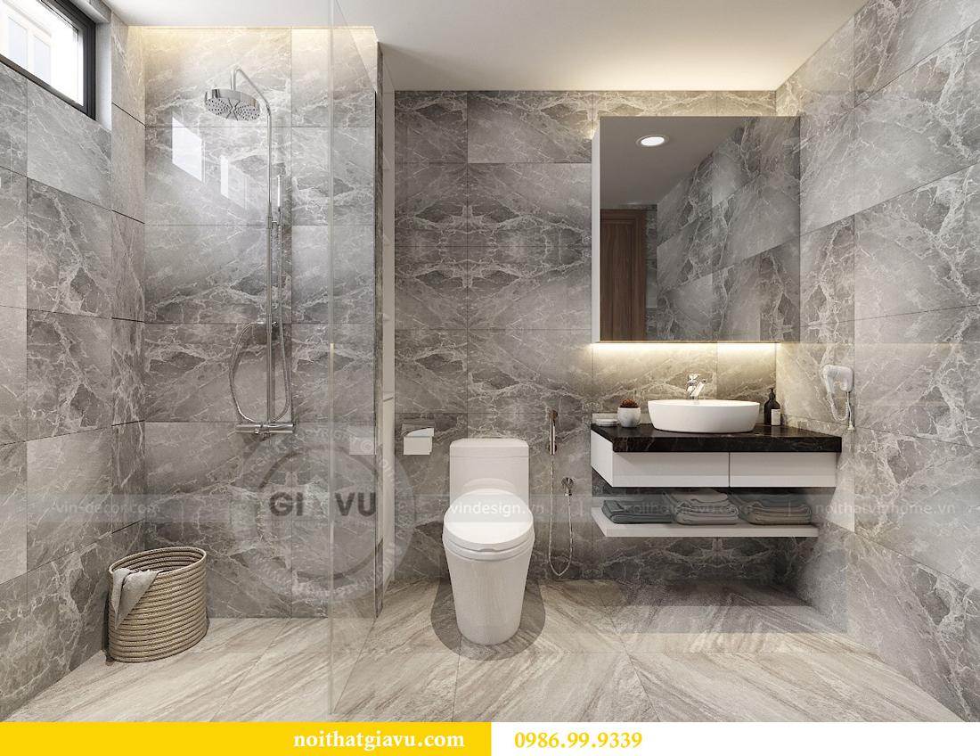 Thiết kế nội thất chung cư Vinhomes Metropolis - LH 0986999339 15