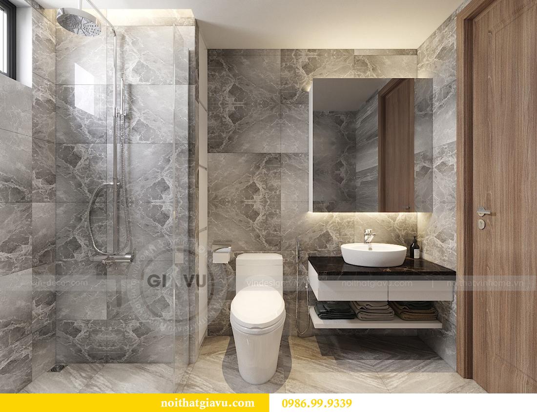 Thiết kế nội thất chung cư Vinhomes Metropolis - LH 0986999339 16