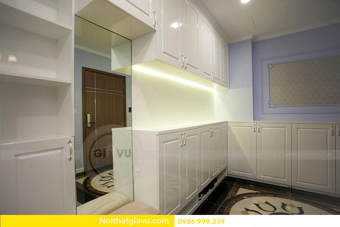 Hoàn thiện nội thất chung cư Gardenia căn 05 tòa A3 1