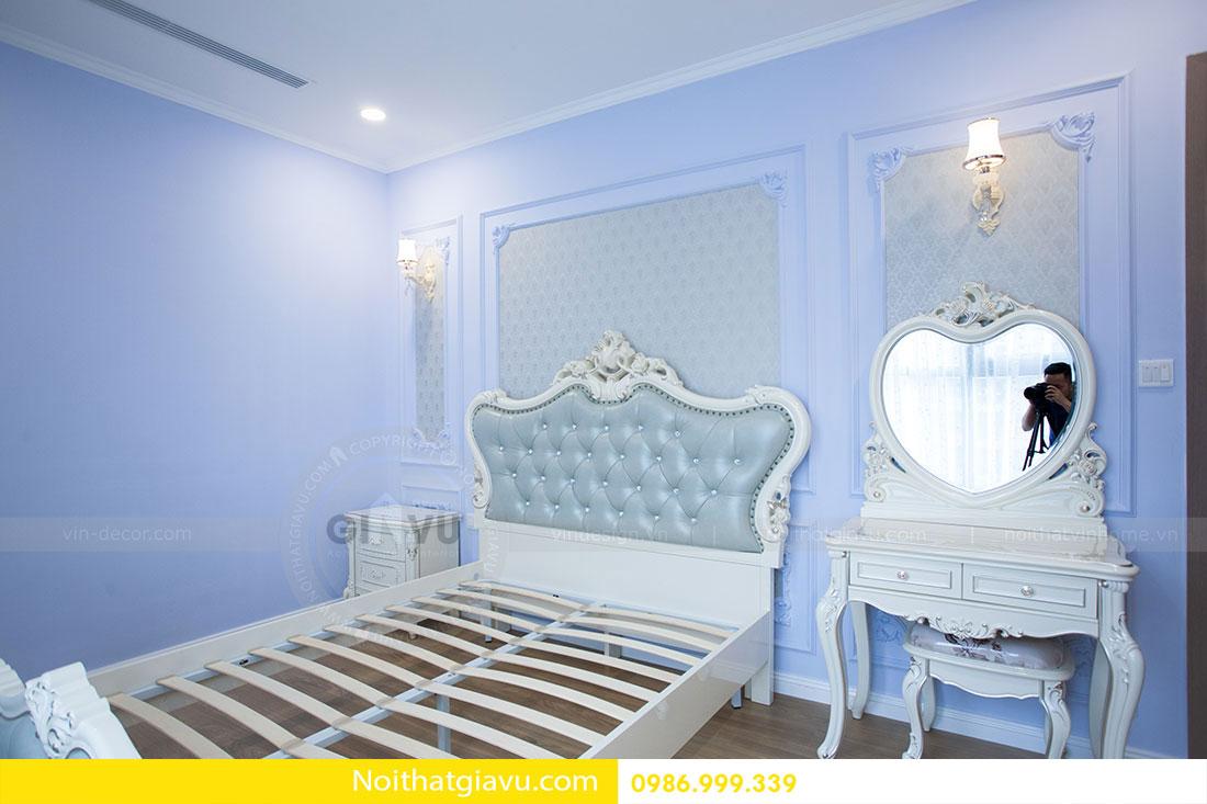 Hoàn thiện nội thất chung cư Gardenia căn 05 tòa A3 10
