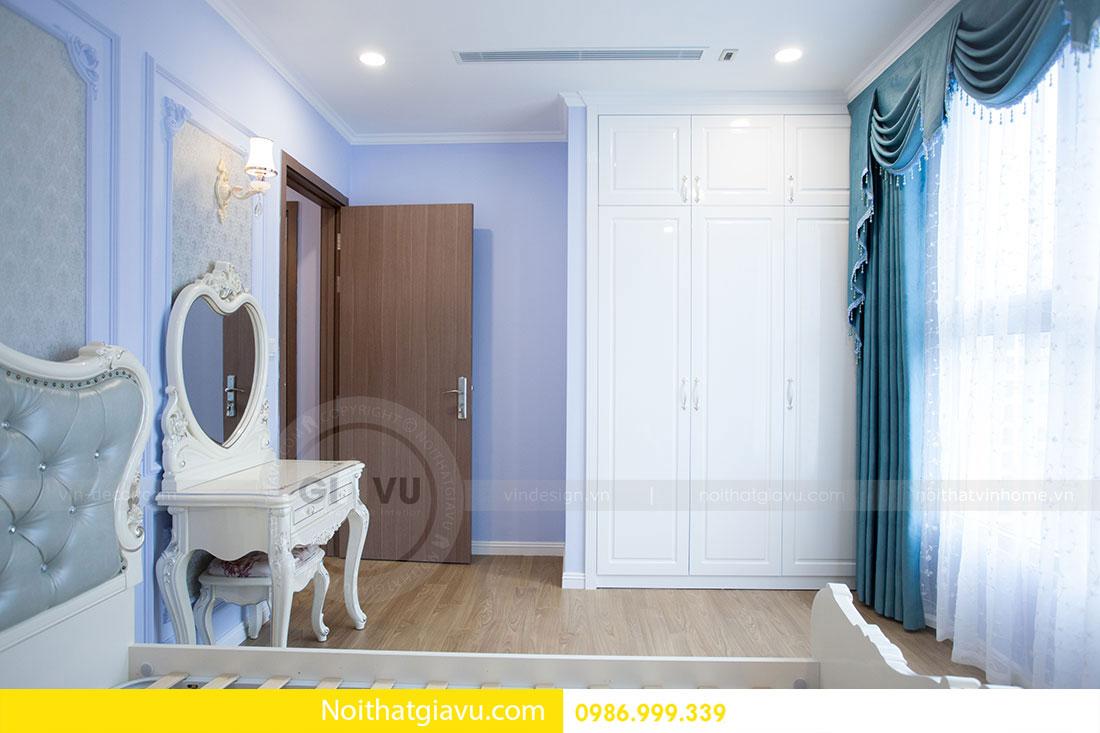 Hoàn thiện nội thất chung cư Gardenia căn 05 tòa A3 11