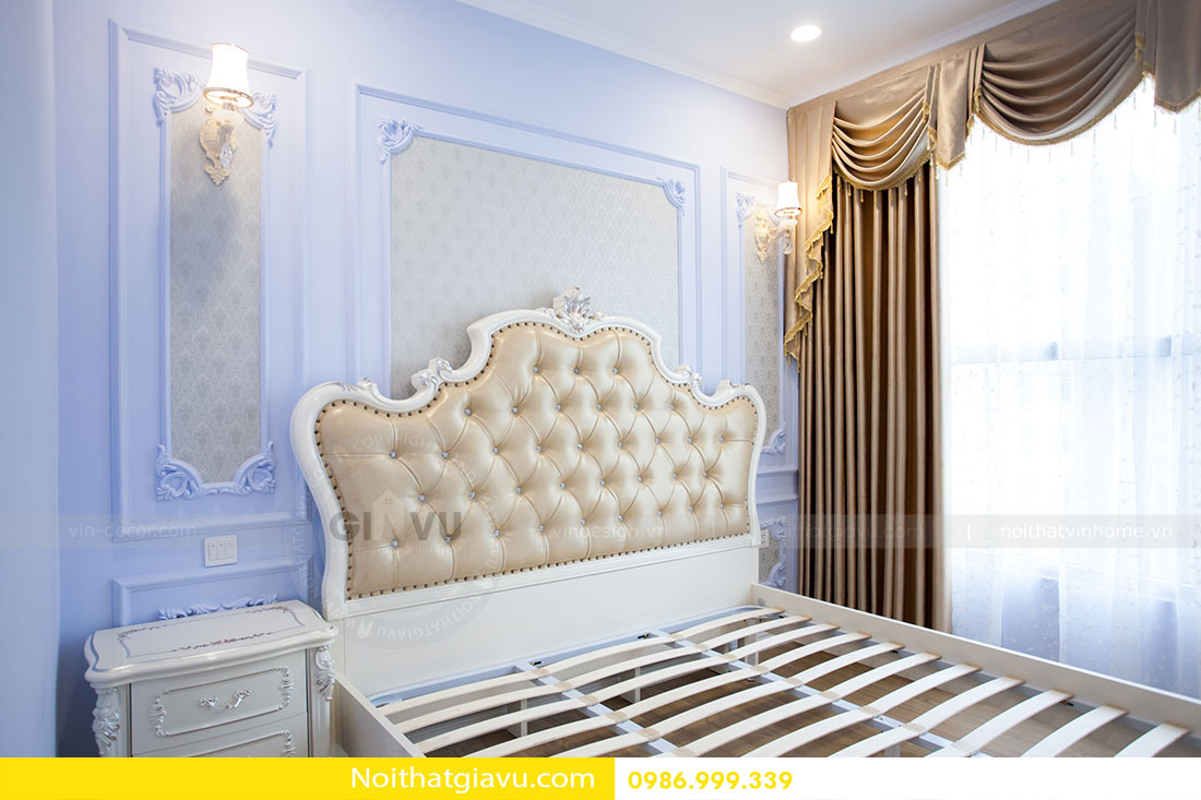 Hoàn thiện nội thất chung cư Gardenia căn 05 tòa A3 12