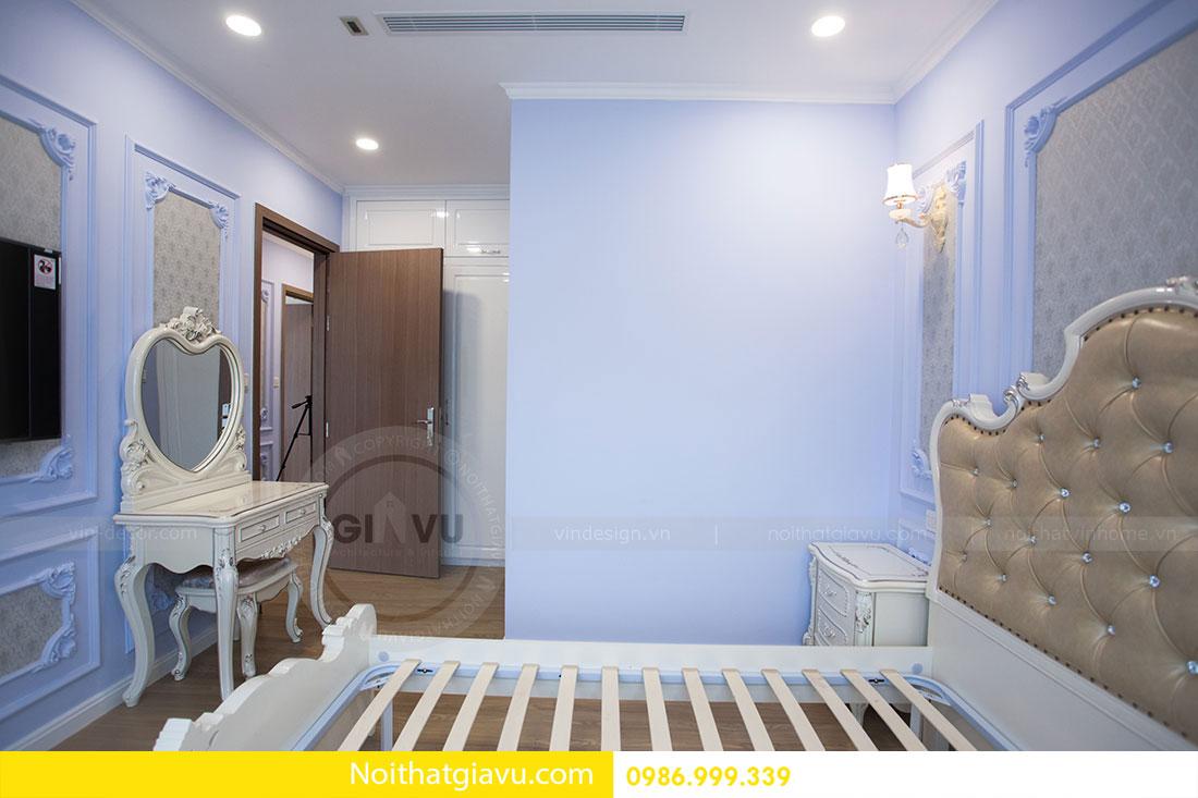 Hoàn thiện nội thất chung cư Gardenia căn 05 tòa A3 13