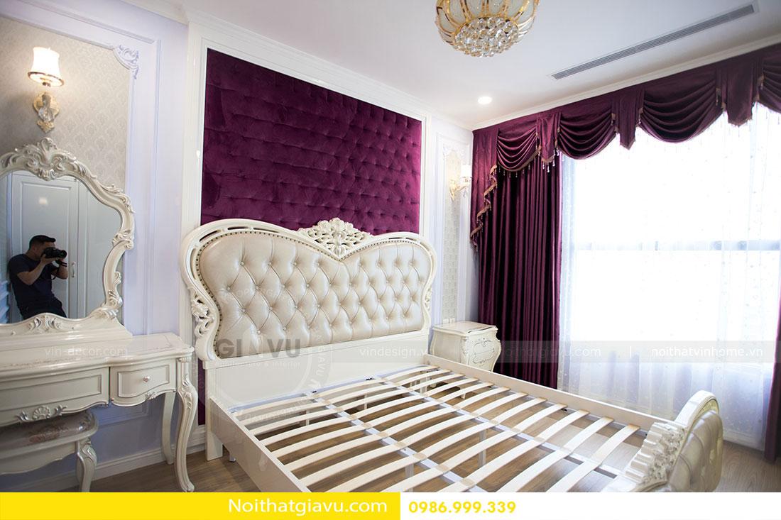Hoàn thiện nội thất chung cư Gardenia căn 05 tòa A3 14
