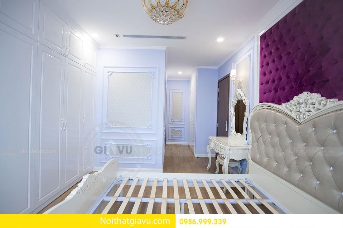 Hoàn thiện nội thất chung cư Gardenia căn 05 tòa A3 15